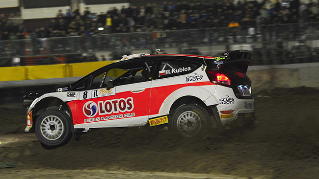 Robert Kubica trionfa nel Bettega Night Sprint!