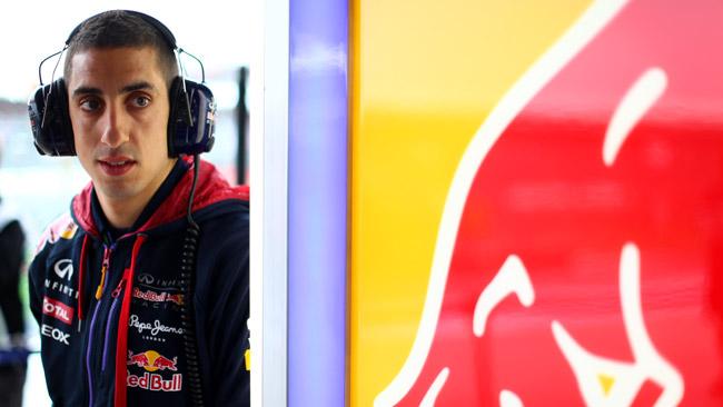 Buemi riserva della Red Bull per altri due anni
