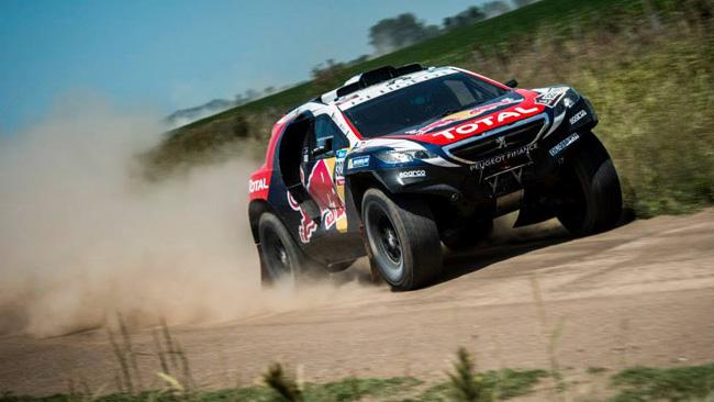 Dakar: la Peugeot gioca una partita in difesa