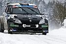 Austria, PS17: Lotta Lukyanuk-Tarabus per il podio