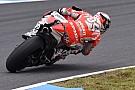 La Ducati GP15 è in ritardo, arriverà a Sepang 2