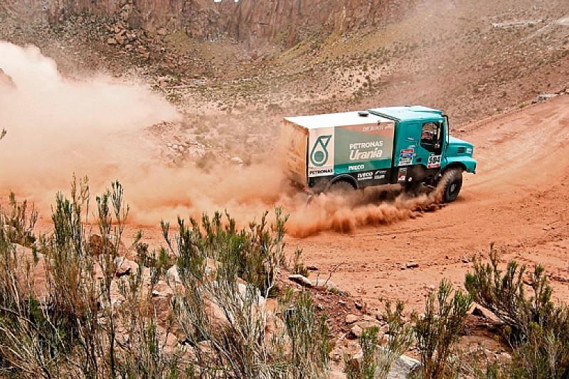 Dakar, Camion, Tappa 11: doppietta del team Petronas!