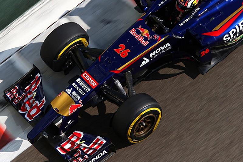 La Toro Rosso STR10 toglierà i veli il 31 gennaio