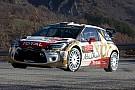 Montecarlo, PS14: Loeb sale ottavo, Kubica sbatte