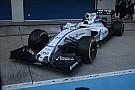 Prime foto ufficiali anche per la Williams FW37