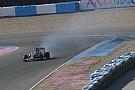 Jerez, Day 1, Ore 11: fumo dalla Red Bull di Ricciardo