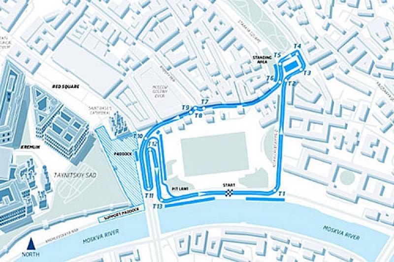 Mosca aggiunta al calendario Formula E 2015