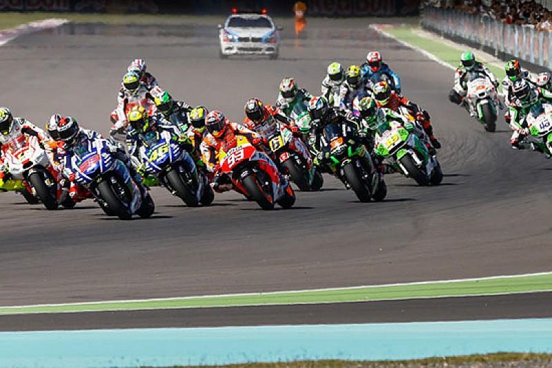 Ecco l'elenco iscritti 2015 della MotoGP