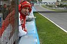Il sorriso di Simone Resta fa bene alla Ferrari