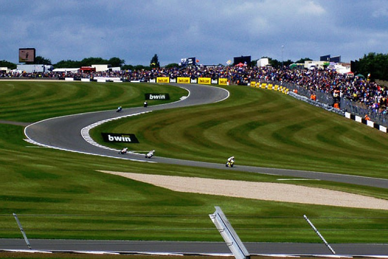 Clamoroso: Donington Park rinuncia alla MotoGp!