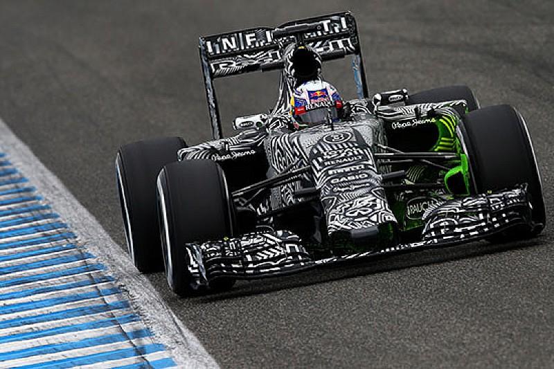 A Barcellona per Red Bull inizia Ricciardo
