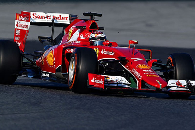 Barcellona, Day 1, Ore 11: Kimi migliora con le winter