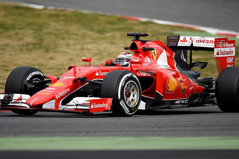 Ferrari: una giornata di sofferenza per Raikkonen