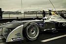 La De Silvestro ha girato a Ginevra con la Formula E