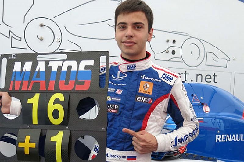 Matevos Isaakyan continua con la JD Motorsport
