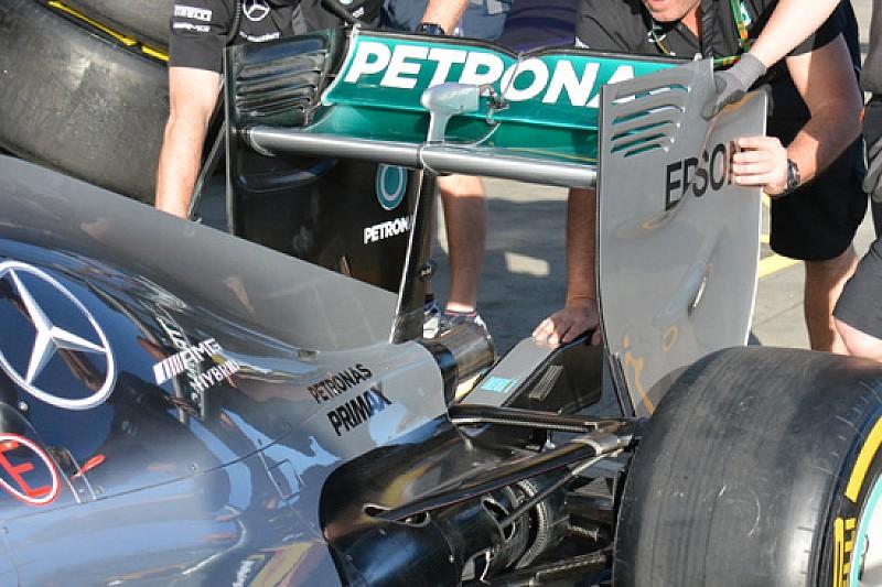 Mercedes: a Melbourne non serve il monkey seat