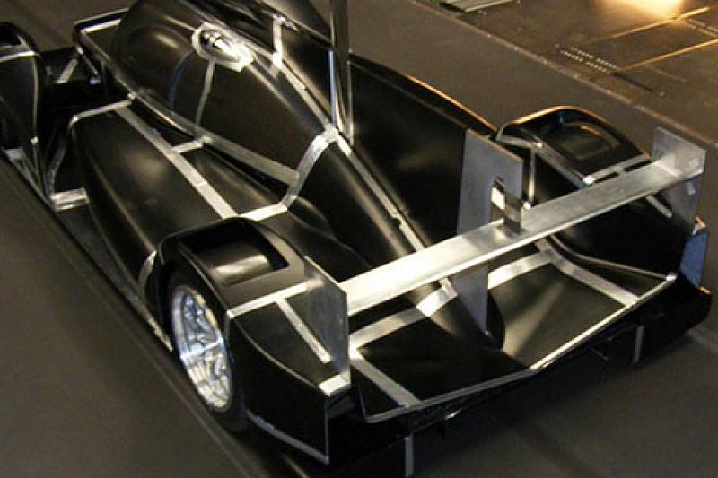 La BR01 LMP2 ha passato i crash test