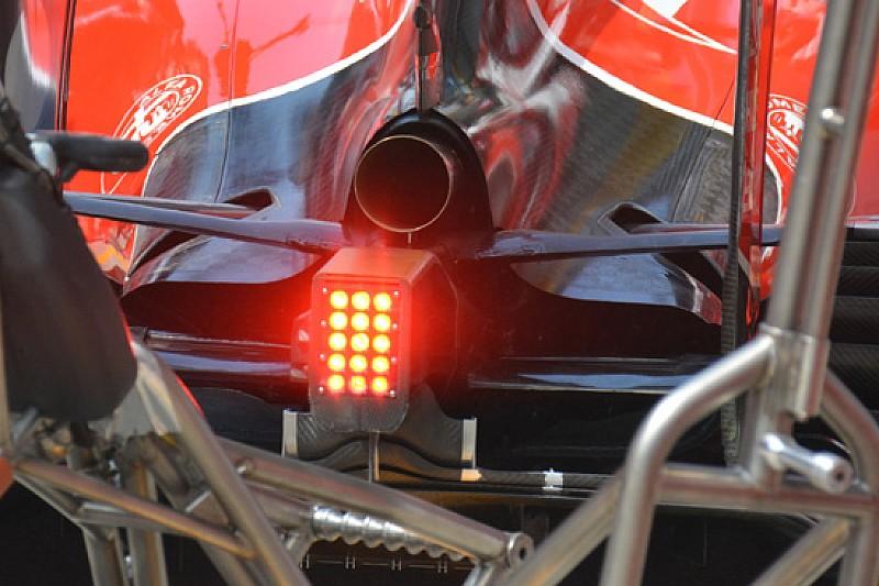 Ferrari: c'è una carrozzeria più chiusa nel posteriore