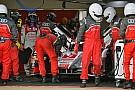Silverstone, Libere 3: Audi sotto la pioggia