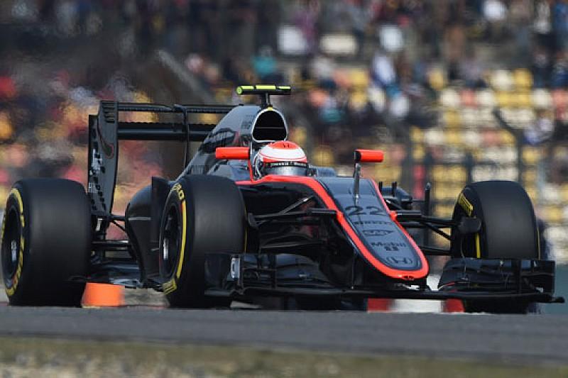 Button penalizzato per il contatto con Maldonado