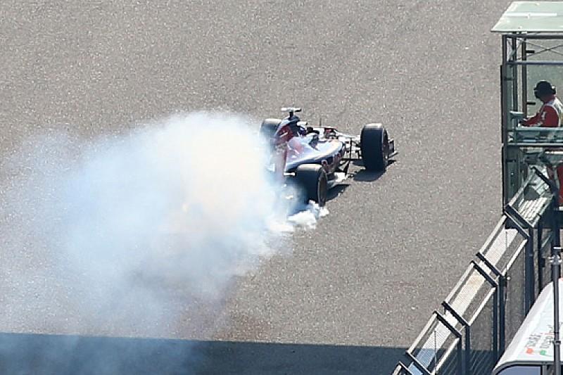 Toro Rosso: guai sia al cambio che al motore