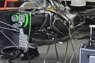 McLaren: prove aerodinamiche sulla MP4-30