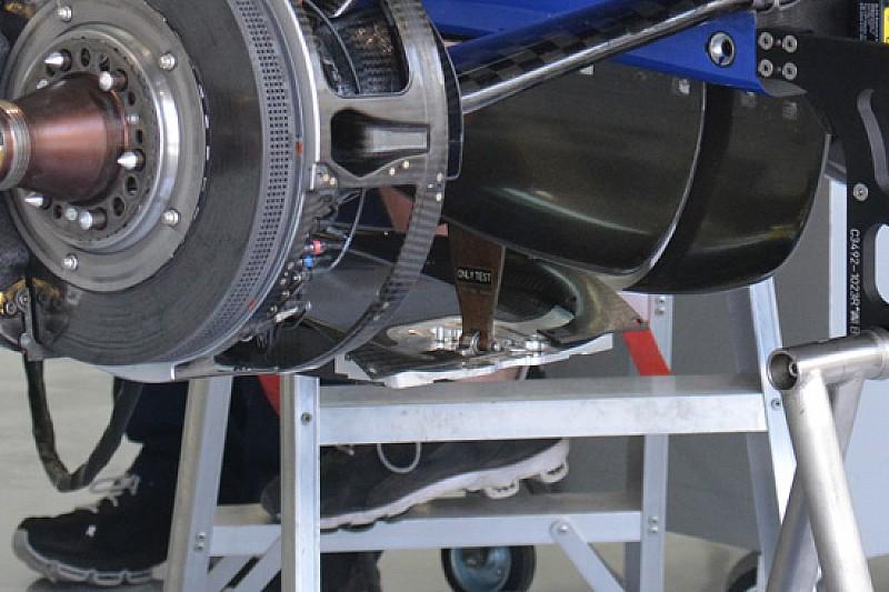 Sauber: il T-tray adesso ha un'anima di metallo