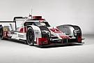 Audi a Spa con la R18 e-tron quattro a basso carico