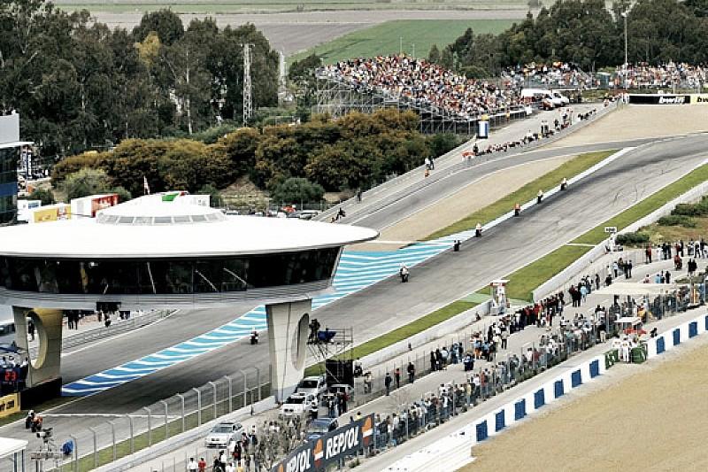 Jerez favorevole a Rossi e Honda, non a Marquez