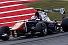Un grande Luca Ghiotto in pole position a Barcellona