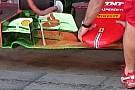 Ferrari: ala anteriore più carica sulla SF15-T