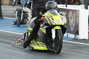 NHRA Preview Pro Stock Motorcycle's Steve Johnson aims to solve Atlanta Dragway struggles