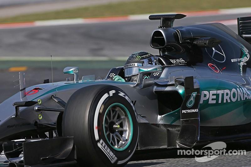 """Rosberg define disputa de título com Hamilton como """"grande batalha"""""""