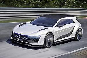 Auto Actualités Volkswagen Golf GTE Sport Concept : La VW qui se prend pour une Audi