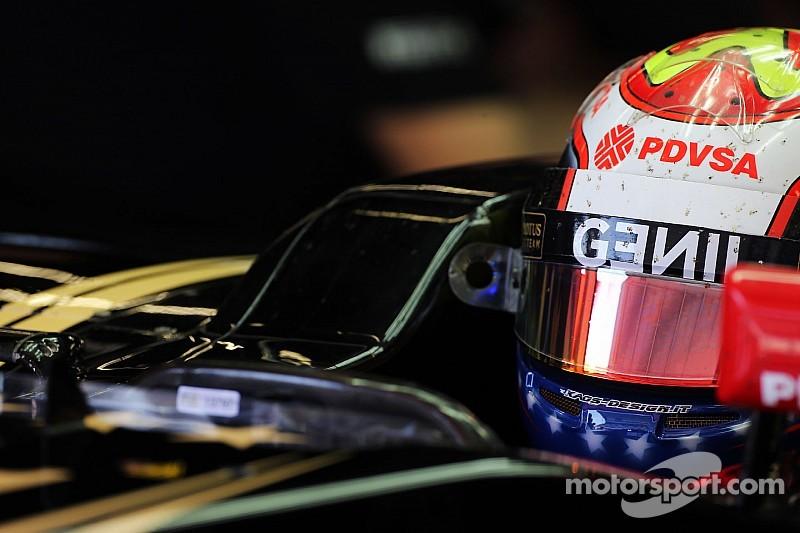 Maldonado a toujours abandonné à Monaco