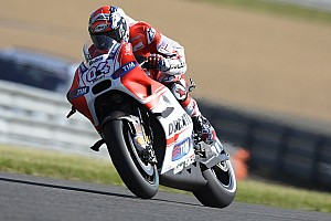 MotoGP Race report Another podium finish for Andrea Dovizioso with third place in the French GP at Le Mans