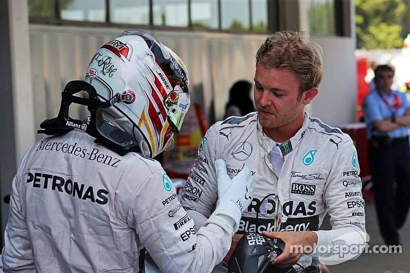 "Rosberg: Hamilton rivalry always ""complicated"""