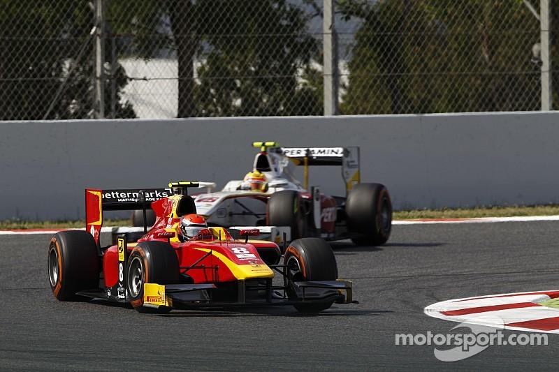 Pole position para Alexander Rossi