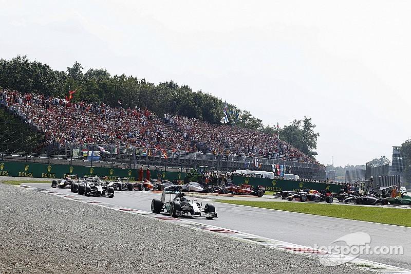 Las charlas no avanzan y peligra el futuro de Monza en la F1