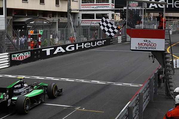 Richie Stanaway logra primera victoria en GP2