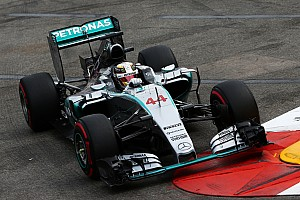 Formula 1 Qualifying report Mercedes' Lewis claims first ever pole position in Monaco