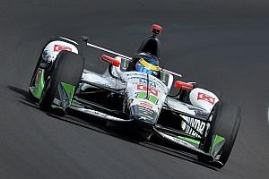 IndyCar Résumé de course Un manque de grip renvoie Sébastien Bourdais aux portes du top 10