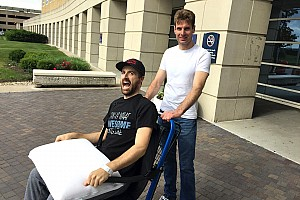 IndyCar Новость Хинчклифф выписан из больницы