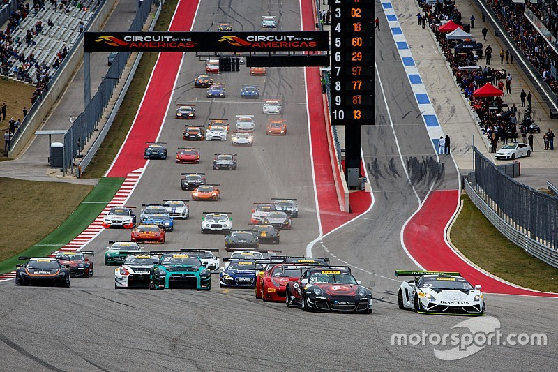 Pirelli World Challenge to add 'extended sprint' races in 2016