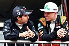 Force India veut conserver ses pilotes au-delà de 2015