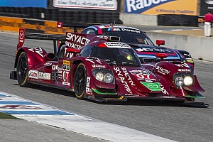 IMSA Breaking news Mazda drops one of its Prototype entries for Detroit