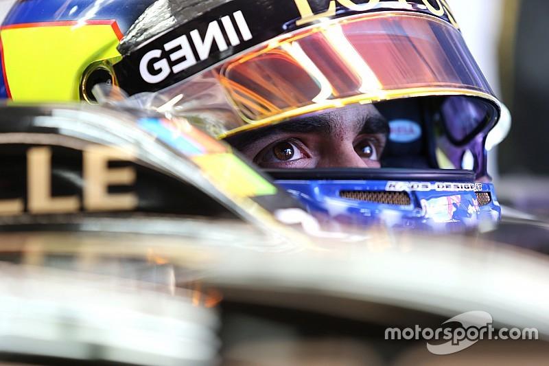 Maldonado espera finalmente fazer os primeiros pontos dele, no Canadá