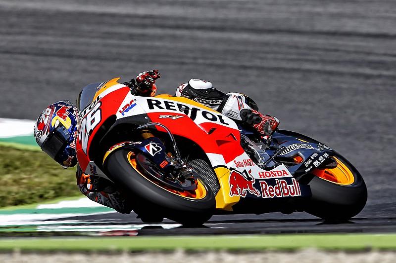 Italian GP gets underway in Mugello for the Repsol Honda Team