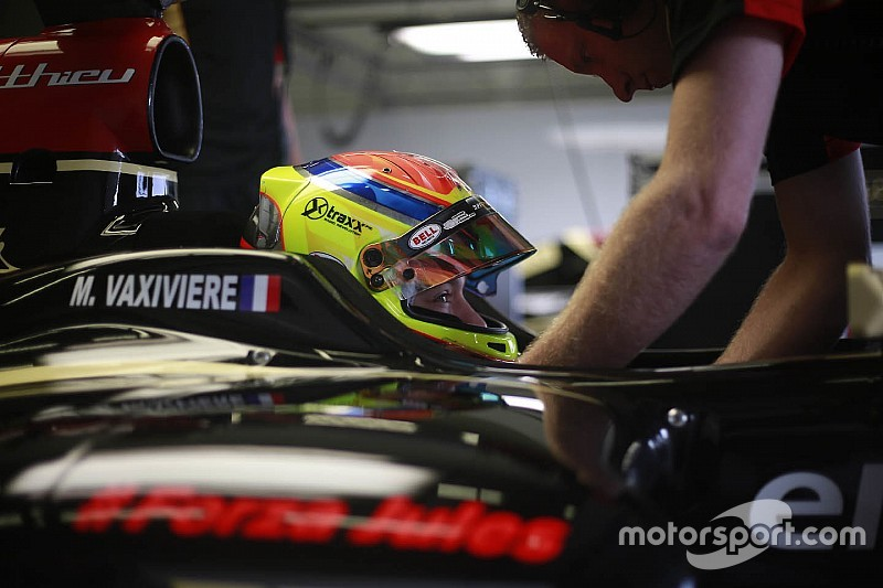Vaxiviere snatches FR3.5 pole at Spa