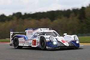 Le Mans Noticias de última hora Nakajima podrá probar en Le Mans
